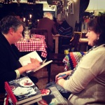Diana Henry book signing at The Buttercup