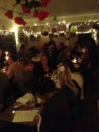 The Buttercup Supper Club in full swing