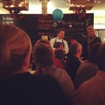 Sam & Claire introduce the Japanese Supper Club