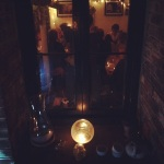 Our dining room by night